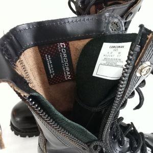 Corcoran Shoes - Corcoran 985 Zip Military Combat Paratrooper Boot